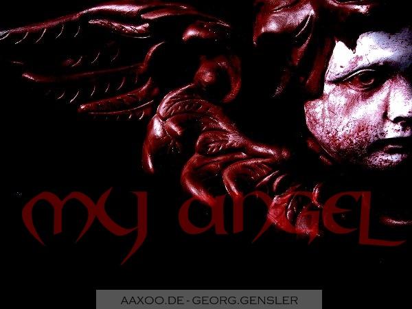 engel nackt dunkel Poster und Kunstdrucke - artflakescom